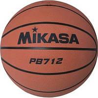 Мяч баскетбольный Mikasa (PB712), фото 1