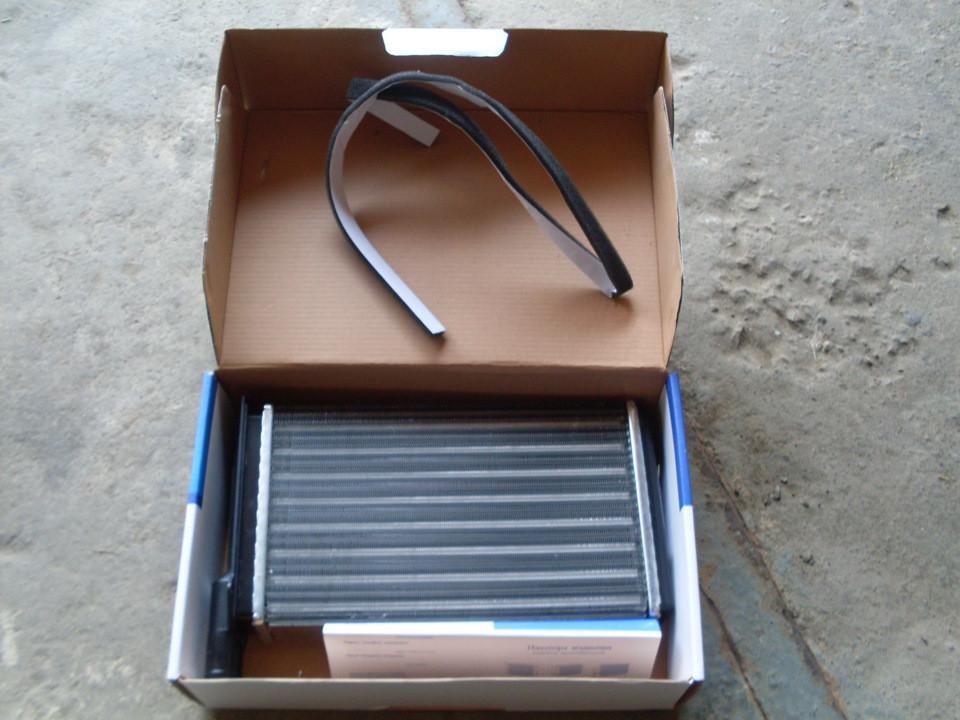 Радиатор отопителя (печка), обычная, ВАЗ 2110-12, Лузар