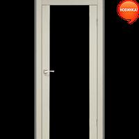 Межкомнатные двери Корфад SANREMO SR-01 тёмные