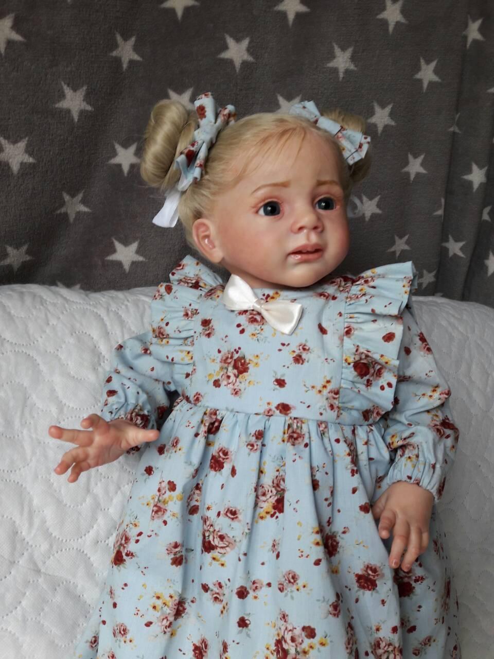 Кукла реборн.Reborn doll.Кукла ручная работа.код 1425