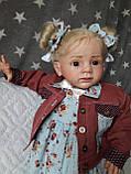 Кукла реборн.Reborn doll.Кукла ручная работа.код 1425, фото 3