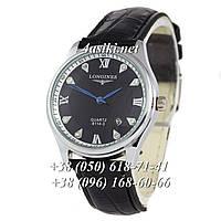 Часы Longines 8114-3 White-Silver/Black