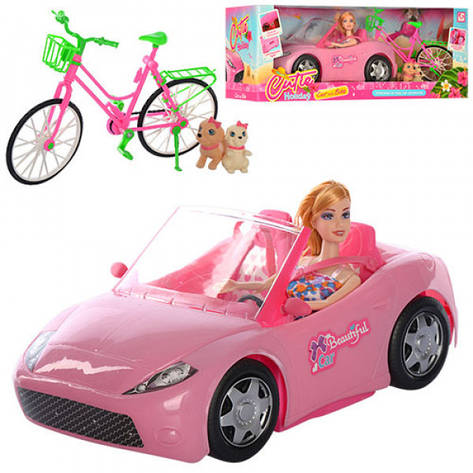 Кукла с машиной, фото 2
