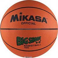 Мяч баскетбольный MIKASA (1159), фото 1