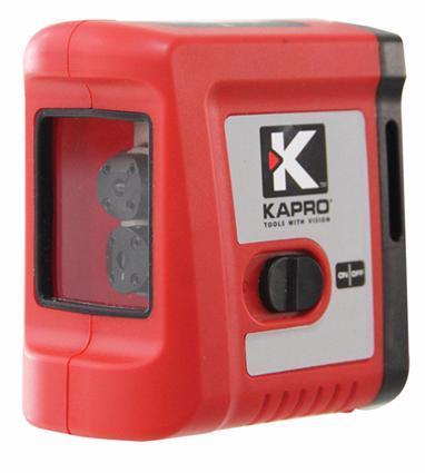Лазерный уровень Kapro 862 Cross-Beam ОРИГИНАЛ