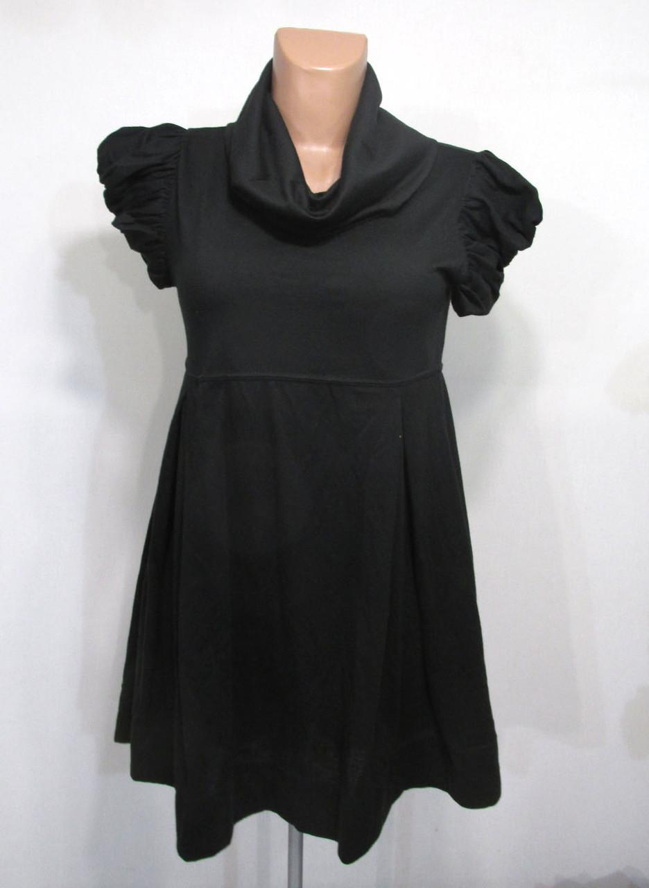 Платье черное Trafaluc, L, Portugal, Отл сост!