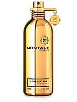 Мужская парфюмированная вода Montale Aoud Leather оригинал унисекс