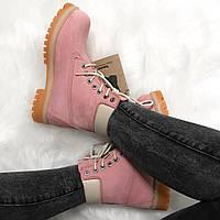 Зимние ботинки Timberland Classic Boots лицензия, Копия