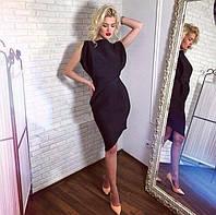 Элегантное платье в деловом стиле