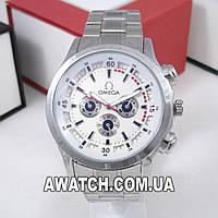 Мужские кварцевые наручные часы Omega M77