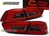Задние фонари на Mitsubishi Lancer 10 2008-2011 седан