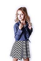 Детский сарафан и рубашка black, US. POLO ASSN., фото 1