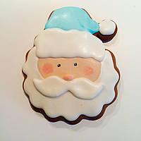 "Имбирный пряник  ""Санта"".  , фото 1"