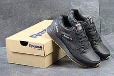 Мужские кроссовки Reebok G1 6000 кожаные,черные 43р, фото 3