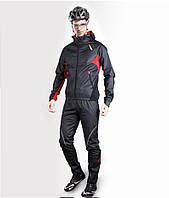 Велосипедный костюм  Sobike, велосипедная форма водоотталкивающая, ветрозащитная