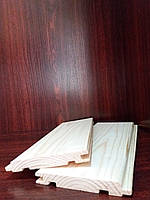 Вагонка безшовная сосна 15х100
