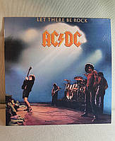 CD диск AC/DC - Let There Be Rock