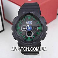 Унисекс кварцевые наручные часы Casio Baby-G 5457