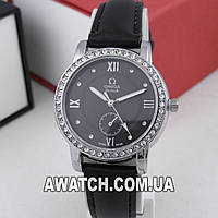 Женские кварцевые наручные часы Omega M88