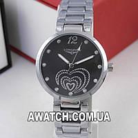 Женские кварцевые наручные часы Longines M91