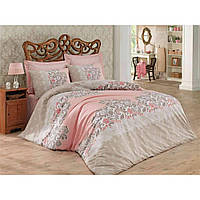 Комплект постельного белья Cotton Box Mode line Megan bej