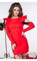 Очень красивое нарядное короткое платье