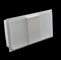 Настенный светодиодный светильник 2х6Вт 4000К -60451, фото 1