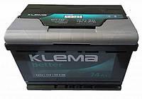 Аккумулятор KLEMA  BETTER (Веста) 74 Ah 720 А премиум класса CaCa