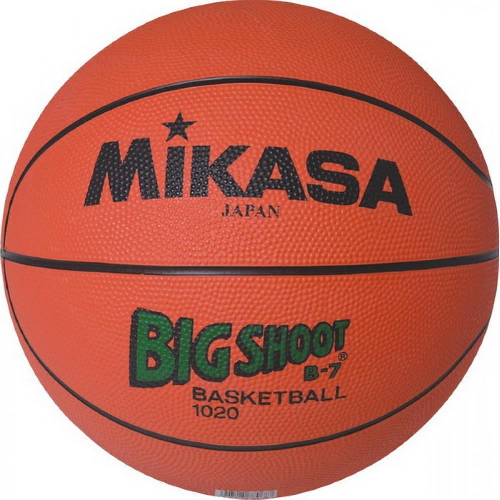 Мяч баскетбольный Mikasa (1020), фото 1