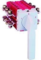 Пакетные выключатели и переключатели нагрузки c ручным управлением 12-200А (Gave)