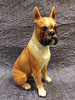 Статуэтка Собака желтая символ года