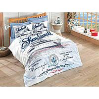 Комплект постельного белья Cotton Box Maritime Harbors