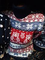 Свитер вязанный молодежный женский 42-48 Турция, доставка по Украине