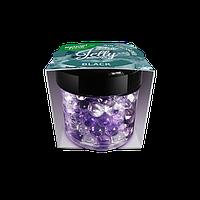 Запахи Natural Fresh Эликс JELLY PEARLS Black 100мл гелиевые шарики в банке