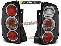 Задние фонари на Nissan Micra K12 2003-2009
