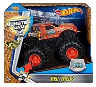 Vehicle внедорожник джип машинка Hot Wheels Monster Jam Mattel , фото 1