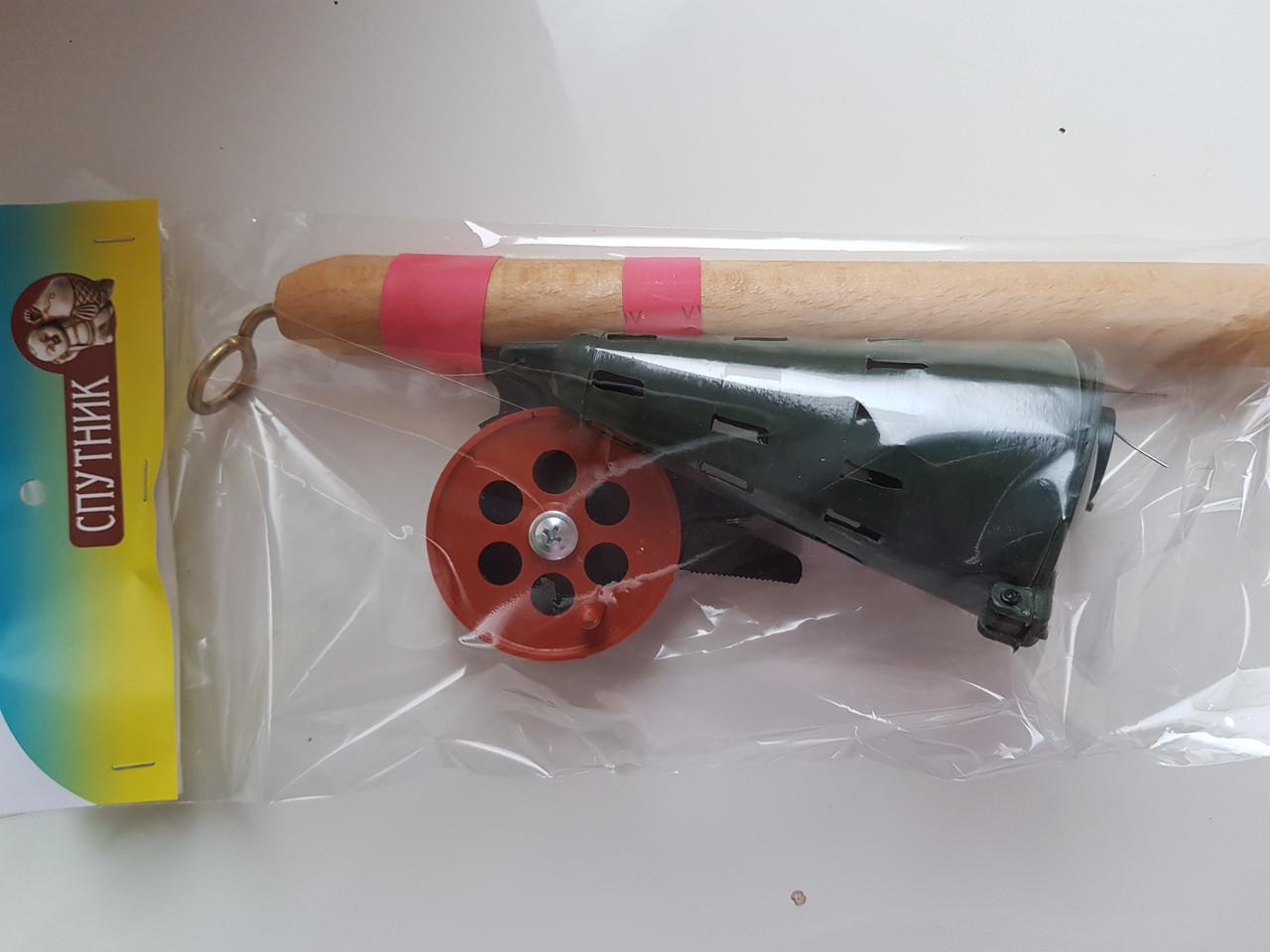 Годівниця конусна пластикова зимова (самоскид)