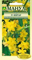 Семена огурца Нектар F1 (опылитель) 10 семян Манул