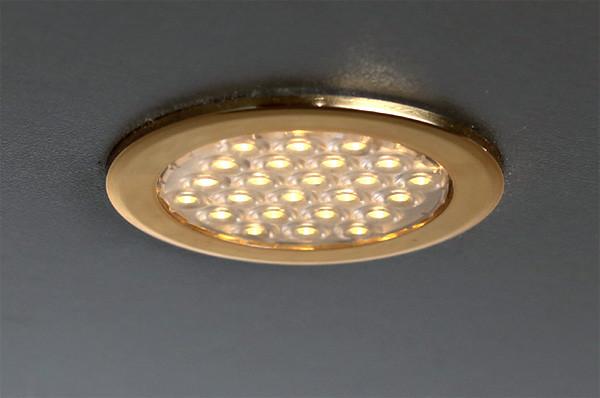 LED-світильник METRIS V12 Золото.мат. Domus Line