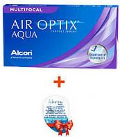 Контактные линзы Air Optix Aqua Multifocal (4 шт)
