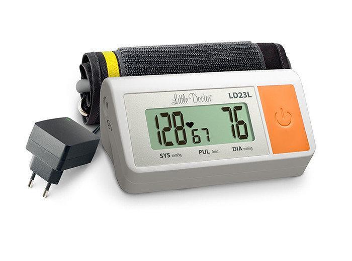 Автоматичний тонометр Little Doctor LD23L із збільшеною манжетою