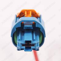 Разъем электрический 1-о контактный (16-13) б/у