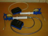 Педальная нержавеющая система смыва воды , фото 1