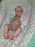 Кукла реборн Ульянка .Reborn doll.Кукла ручная работа.к од 1431, фото 2