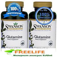 L-Glutamine для укрепления  мышц в т.ч. сердечной, оригинал из США, купить, цена, отзывы