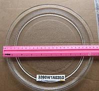 Тарелка для микроволновой печи LG 3390W1A035A, фото 1
