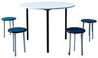 Стол со стульями. С-002-1, фото 1
