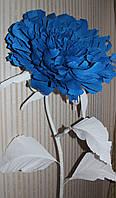 Бумажный цветок - пион