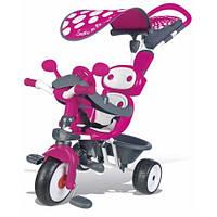 Детский велосипед Комфорт (розовый), Smoby Toys