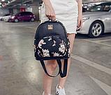 Рюкзак белый цветной, фото 3